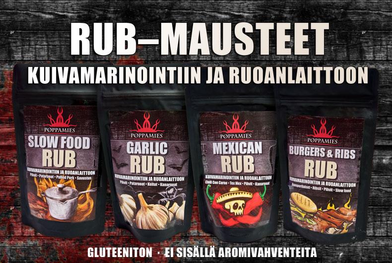 RUB-mausteet