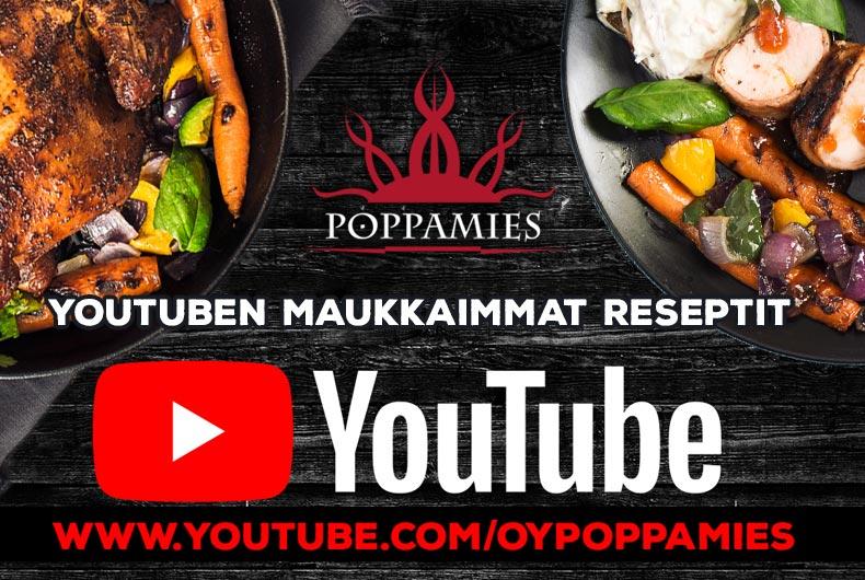 Poppamiehen Youtube-kanava
